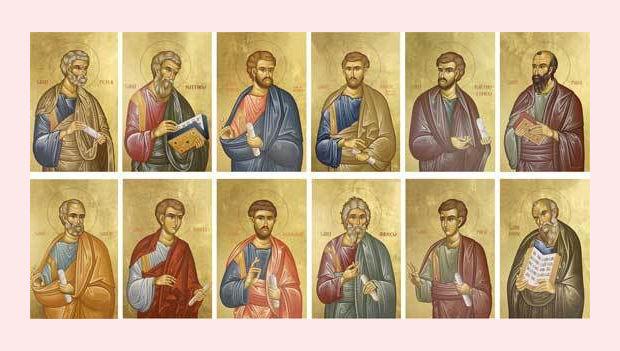 twleve-Apostles